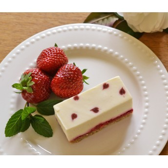 【6個入】ホワイトベリーレアチーズケーキ