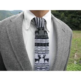 フェアアイルのネクタイ