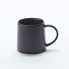 マットブラック シンプルなマグカップ |GENERAL SUPPLY