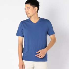 [マルイ]【セール】SC: ガーメントダイ オーガニック Vネック Tシャツ/シップス(メンズ)(SHIPS)