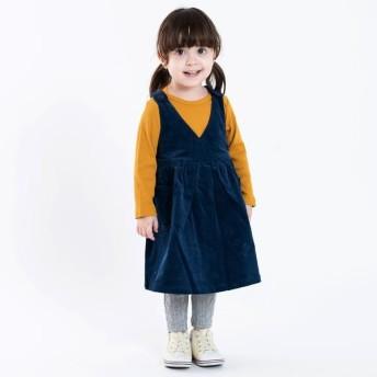 [マルイ]【セール】SHIPS KIDS:コーデュロイ ジャンパースカート(80-90cm)/シップス キッズ(SHIPS KIDS)