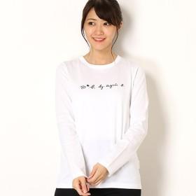 [マルイ] WM40 TS ロゴTシャツ/トゥービーバイアニエスベー(To b. by agnes b.)