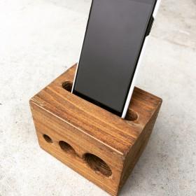 木製スピーカー mini
