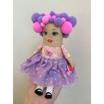 おしゃれ人形フィフィちゃん。バッグチャーム可能