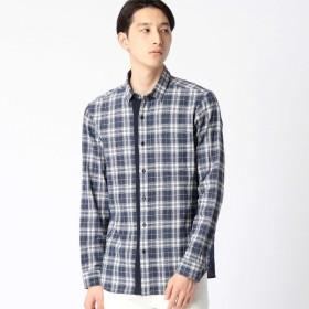 [マルイ]【セール】スペック染めチェックシャツ/コムサメン(COMME CA MEN)