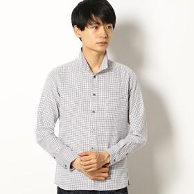 [マルイ]【セール】ワッフルチドリスタンドカラーシャツ/メンズメルローズ(MEN'S MELROSE)