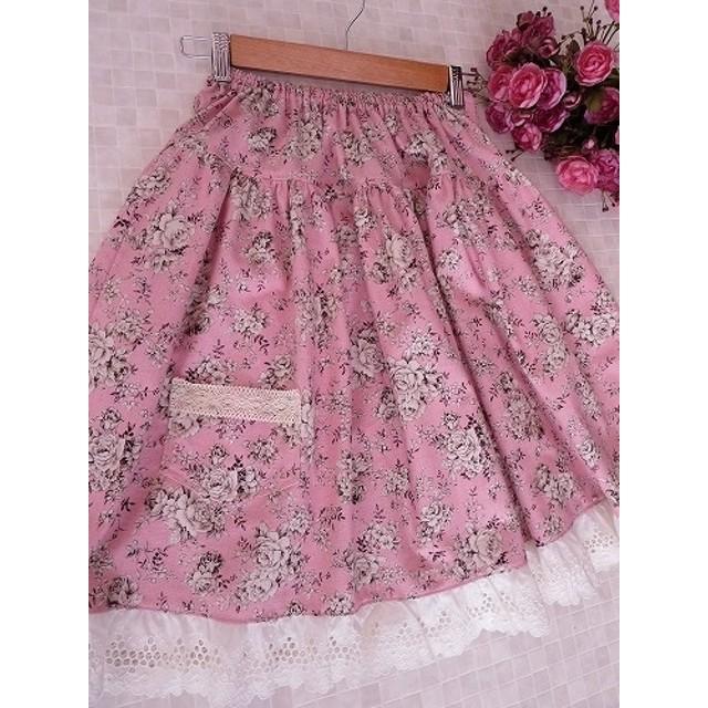 ☆.。.:・゚麻薔薇のスカート☆.。.:・゚
