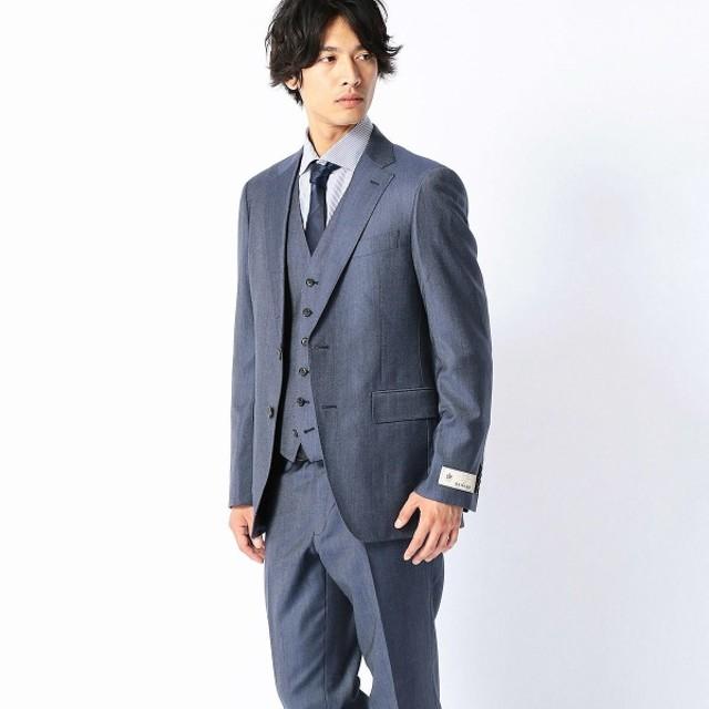 [マルイ]【セール】CERRUTIジェノバセットアップスーツジャケット/コムサメン(COMME CA MEN)
