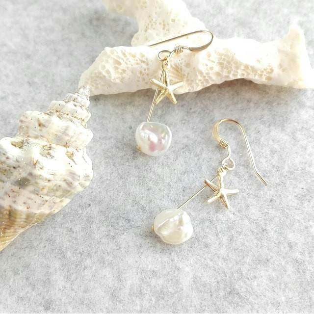 14kgf genuine pearl (GF)