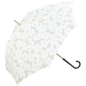 [マルイ] 【長傘】ハナプリント/軽くて丈夫で持ちやすい(レディース雨傘)/w.p.c(w.p.c)