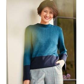 [マルイ]【セール】【伸縮性あり】Bicolor Half Cardigan ニット/アイシービー(ICB)