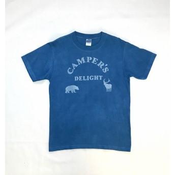 藍染-T CAMPER'S DELIGHT