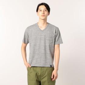 [マルイ] 吊編みラフィートップヘザーTシャツ/フレディ&グロスター メンズ(FREDY&GLOSTER)