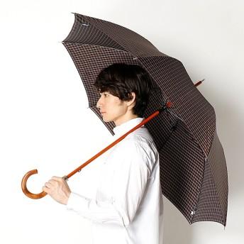 [マルイ]【セール】長傘【手開きタイプ】ツイル先染めタッタソールチェック(メンズ/紳士)/ポロ ラルフローレン(傘)POLO RALPH LAUREN(umbrella)