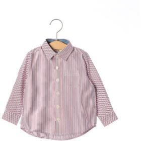 [マルイ]【セール】SHIPS KIDS:エルボーパッチ シャツ(80-90cm)/シップス キッズ(SHIPS KIDS)
