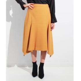 [マルイ]【セール】ウールタッチフロント切替スカート/セッティミッシモ(Settimissimo)