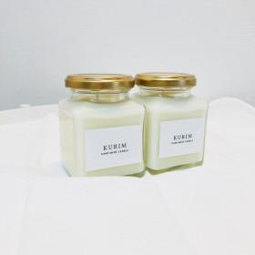 KURIM Soy Candle(White)