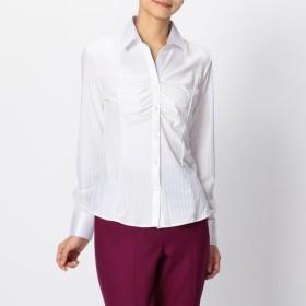 [マルイ]【セール】イタリアンジャージー胸ギャザーシャツ/ナラカミーチェ(NARACAMICIE)