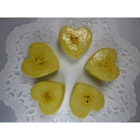 バナナパーツ(ハート小1)
