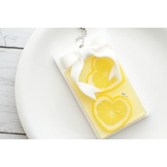 【再販3】ハートレモン ICカードケース