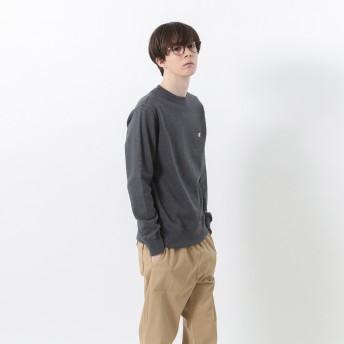 クルーネックスウェットシャツ 19SS ベーシック チャンピオン(C3-C019)【5400円以上購入で送料無料】