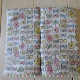 エルゴよだれパット*SunnyDay fabric by admi