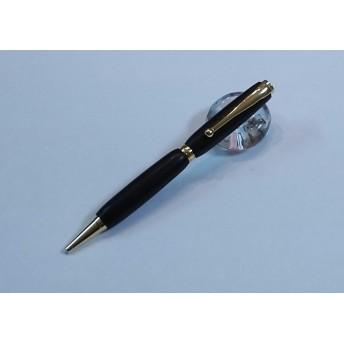 木製 ボールペン カリマンタンエボニー 04