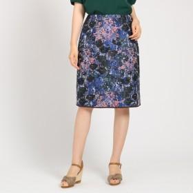 [マルイ]【セール】【洗える】LIMONTA フラワータイトスカート/スーナウーナ(SunaUna)