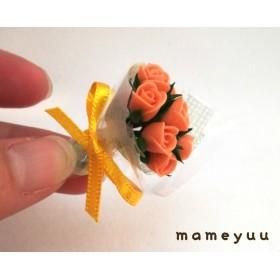 ミニチュア バラの花束
