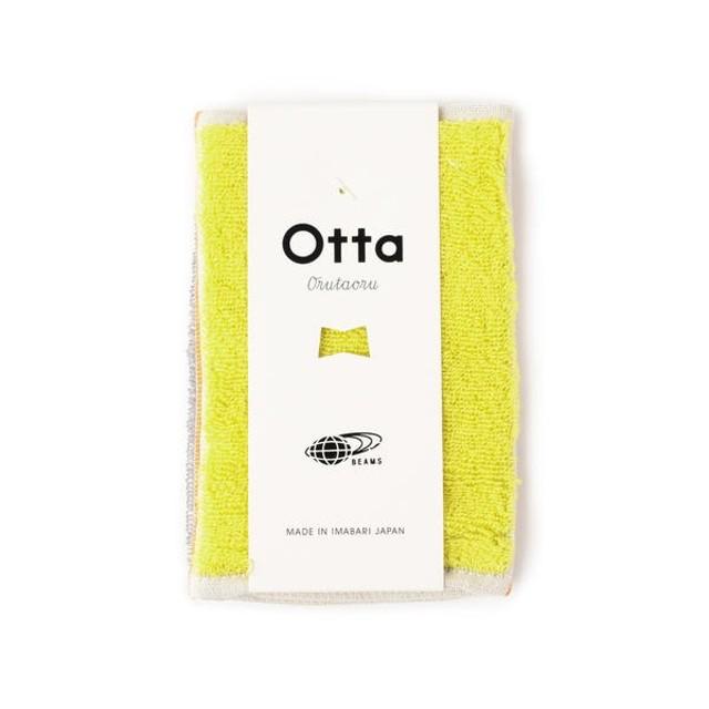 8d16e3fe4730 マルイ] Otta × BEAMS / 別注 3つ折り ハンカチ タオル/bPrビームス ...