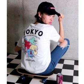 [マルイ]【セール】トウキョウTシャツ/アナップキッズ&ガール(ANAP KIDS&GIRL)