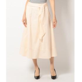 [マルイ]【セール】【セットアップ可 / 洗える】Fine Twill スカート/アイシービー(ICB)