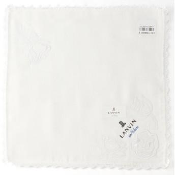 [マルイ] 【25×25cm】ミニガーゼハンカチーフ(レディース)/ランバン オン ブルー(雑貨)(LANVIN en Bleu)