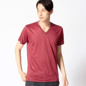 [マルイ]【セール】ラミーコットンプレーティングTシャツ/コムサメン(COMME CA MEN)