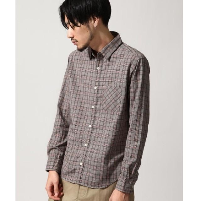 [マルイ]【セール】MADE IN JAPAN レギュラーカラーシャツ/ジップファイブ(ZIP FIVE)