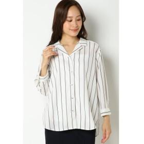 [マルイ]【セール】オープンカラーシャツ/イッカ レディース(ikka)