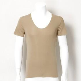 [マルイ] 【SEEKプレミアムライン】UネックTシャツ(汗じみ防止/抗菌/消臭)/SEEK(シーク)