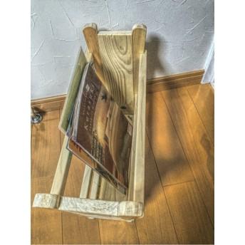 木製ブックシェルフ