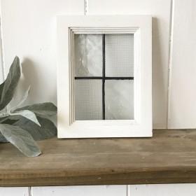 ステンドグラス ミニパネル 窓枠風