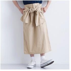 [マルイ] コットンツイルスカート727-2527/メルロー(merlot)