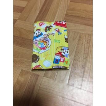 カードケース☆ときめきフレンズお菓子柄イエロー