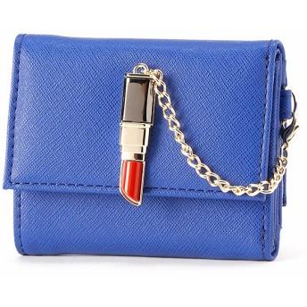 [マルイ] リップスティック二つ折り財布/スパイラルガール(バッグ&ウォレット)(SPIRALGIRL)