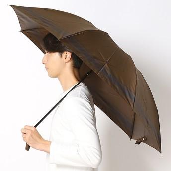 [マルイ]【セール】雨傘【手開きタイプ/長傘】Pツイル先染めボーダー(メンズ/紳士)/POLO RALPHLAUREN(ポロ ラルフローレン)(傘)