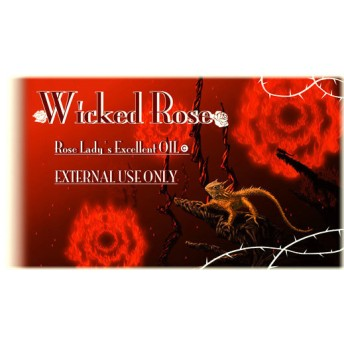 邪悪の薔薇-3ml入り香油