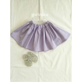 再販【90】ギャザーたっぷりスカート