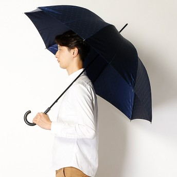 [マルイ]【セール】長傘(手開きタイプ)ポニーマークジャカードプリント(メンズ/紳士)/ポロ ラルフローレン(傘)POLO RALPH LAUREN(umbrella)