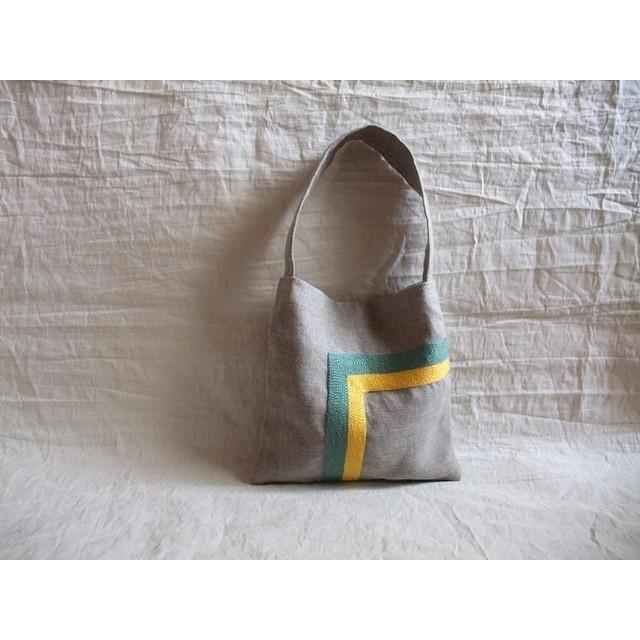 itoiro mini bag (natural-m & y)
