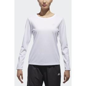 [マルイ]【セール】レディースアパレル W D2Mトレーニング定番ロゴワンポイント長袖Tシャツ/アディダス(スポーツオーソリティ)(adidas)