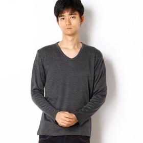 [マルイ] THERMO SOLAR Vネック 長袖Tシャツ/エドウィン(メンズ)(EDWIN)