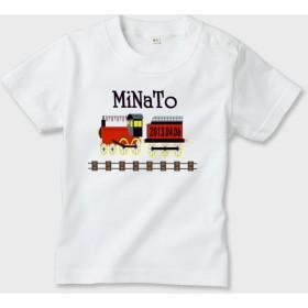 名前入れTシャツ 列車ver